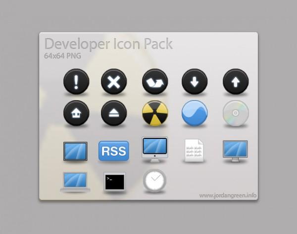 Developer Icon Sets Free