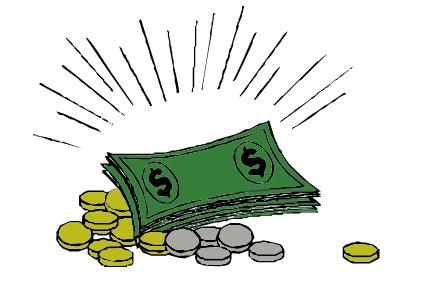 Dollar Bill Clip Art Free