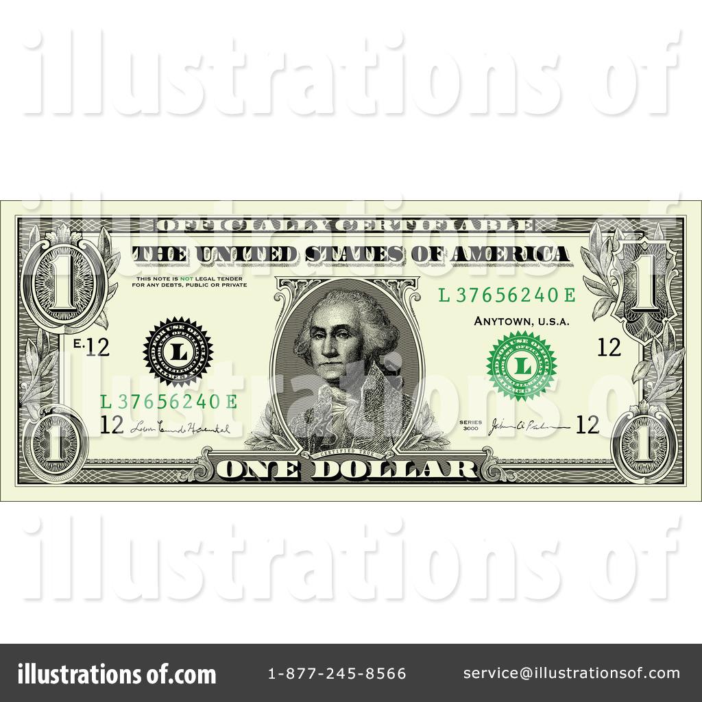 Dollar Bill Clip Art
