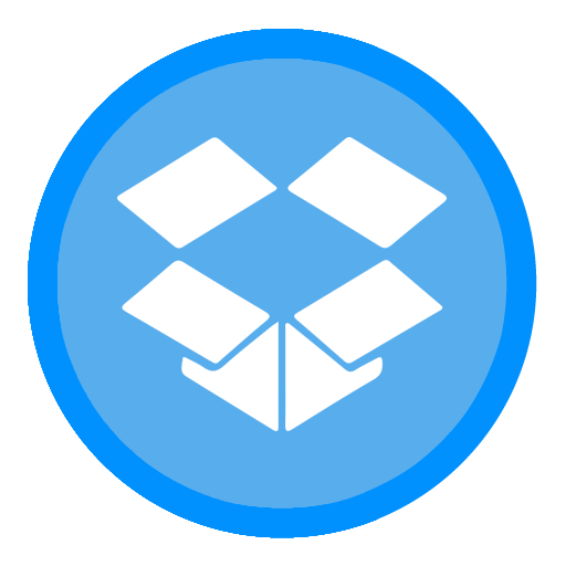 10 Dropbox App Folder Icon Images