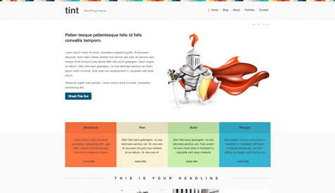 Examples of Good Web Design Website