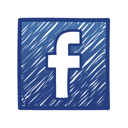Facebook Cartoon Icon