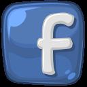 Facebook Icon 128