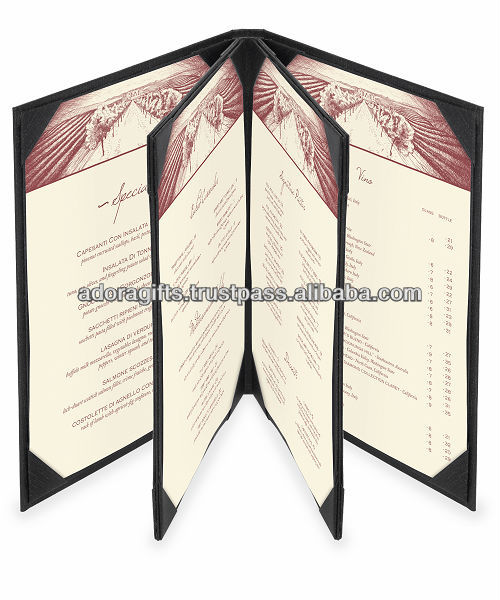 Restaurant Menu Cover Design Ideas : Fancy restaurant menu designs images