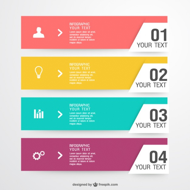 Free Infographic Vector Elements