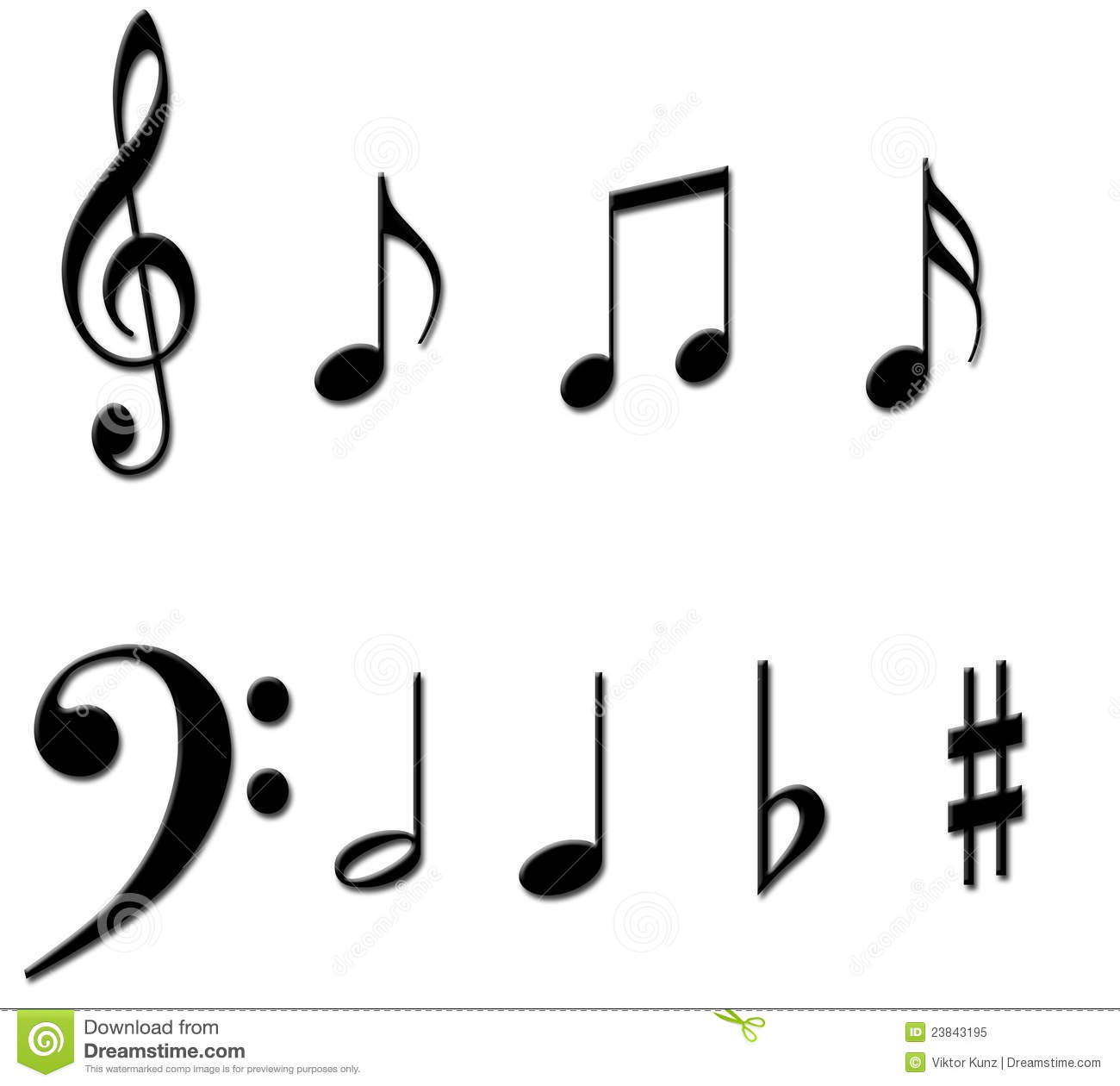 16 Music Note Icons Free Images