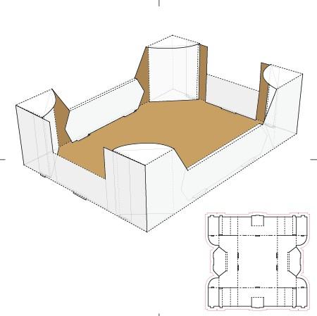 Free Paper Box Templates