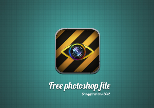 Free Photography Logos PSD