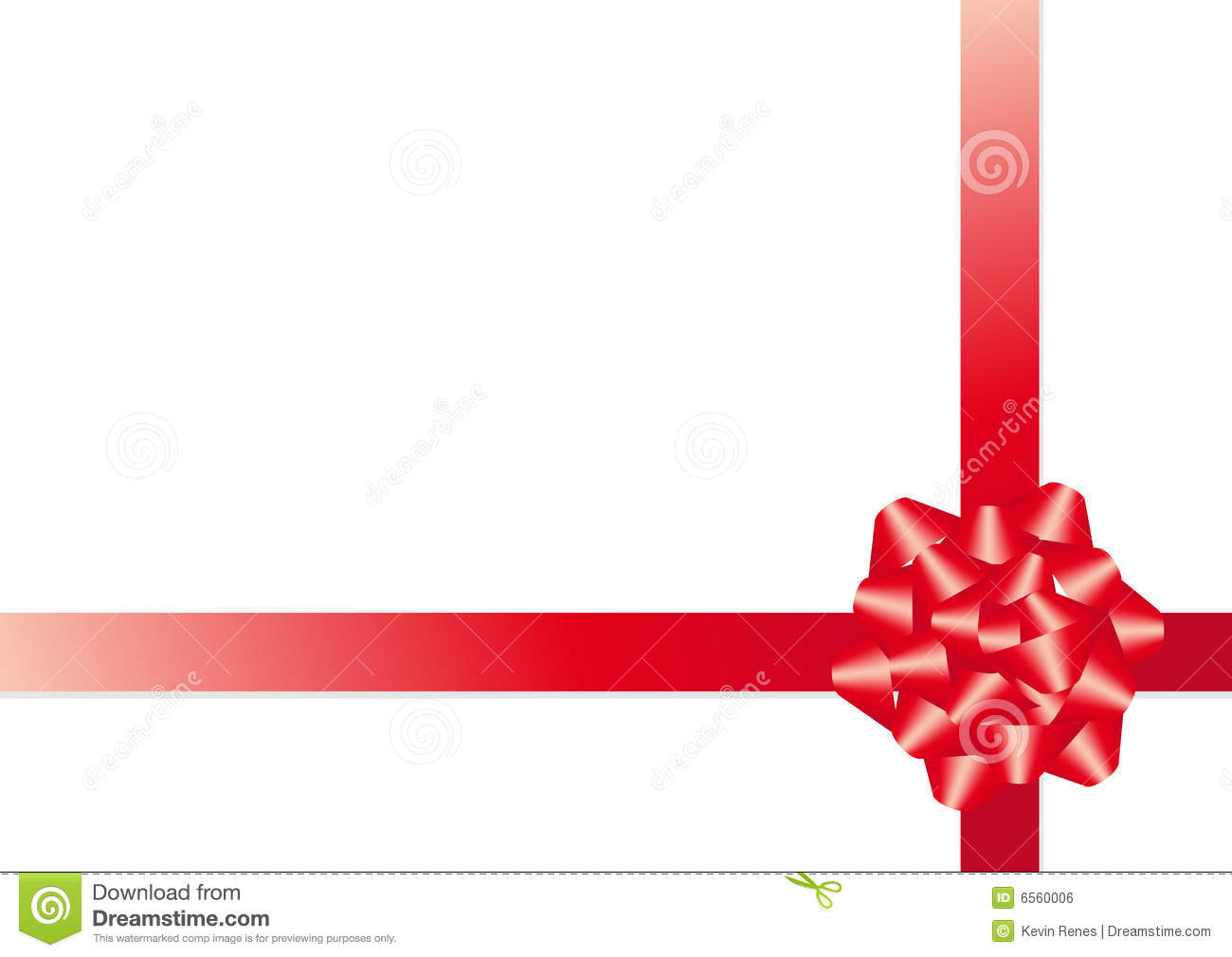 9 Christmas Bow Vector Images