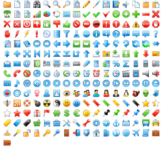 10 Windows Application Icon Images