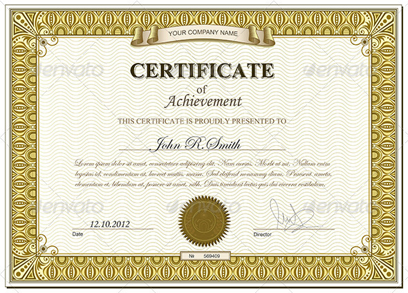 9 psd certificate template free images free clip art