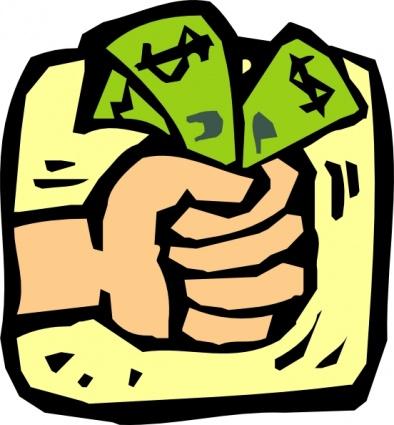 Grant Money Clip Art