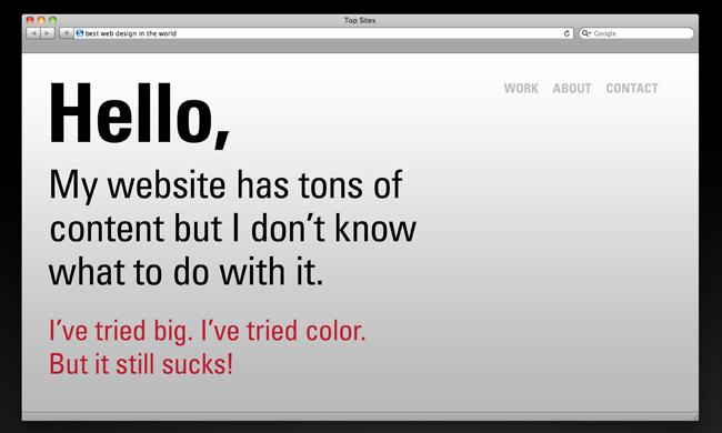 Great Graphic Design Website