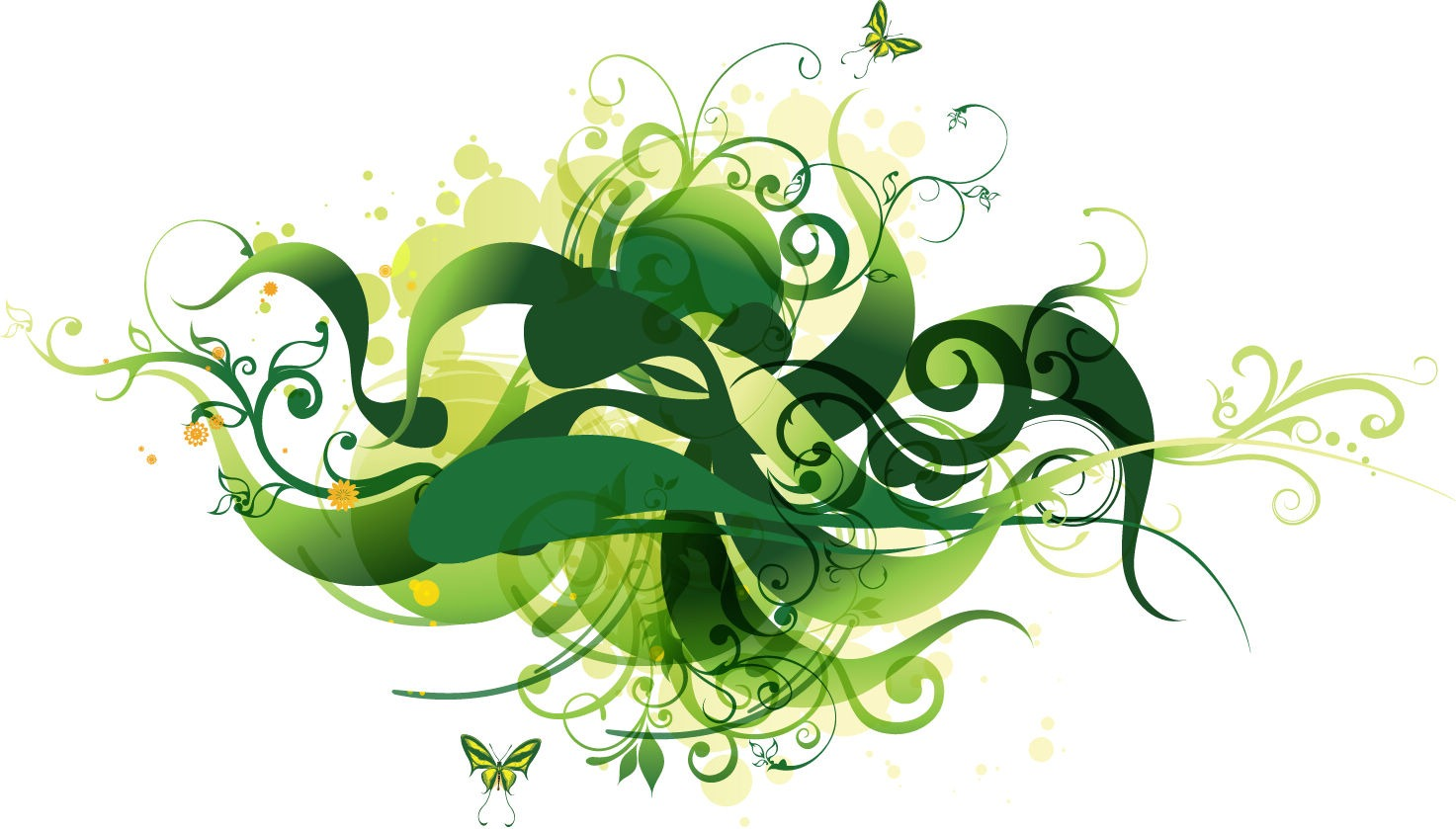 15 Swirls Vector Logo Images