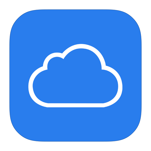 14 ICloud Icon On Desktop Images