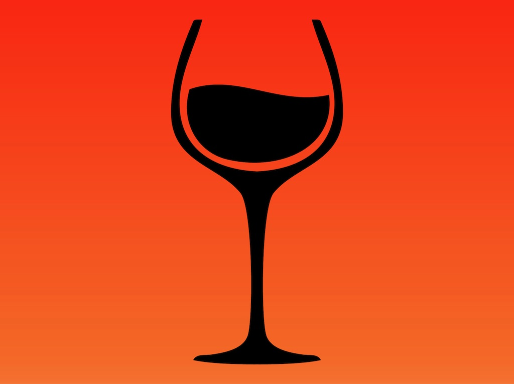 10 Icon Wine Glass Images