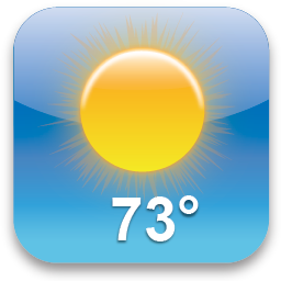 14 Weather App Icon Images