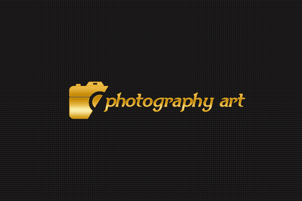 Logo Photography PSD