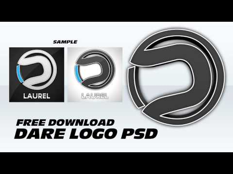 10 Dare Sniping Logo PSD Images
