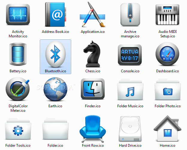 15 Mac Icons Style Images