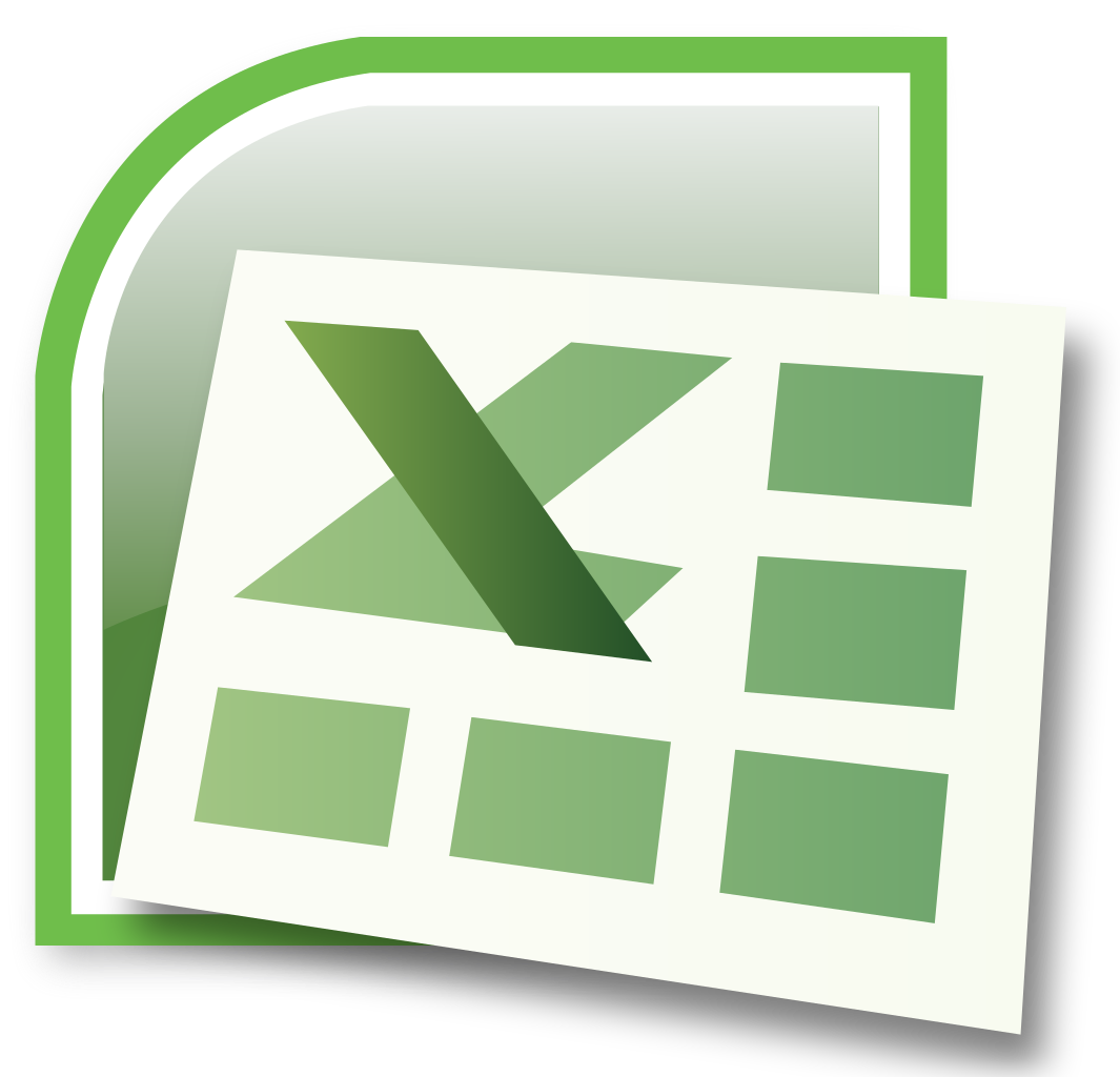 Microsoft Excel 2007 Logo