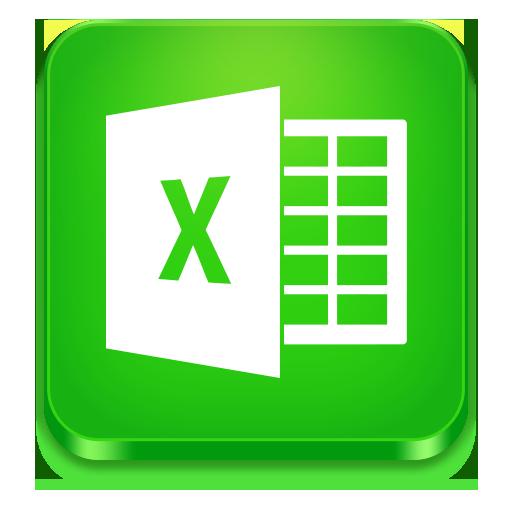 Microsoft Excel 2013 Icon