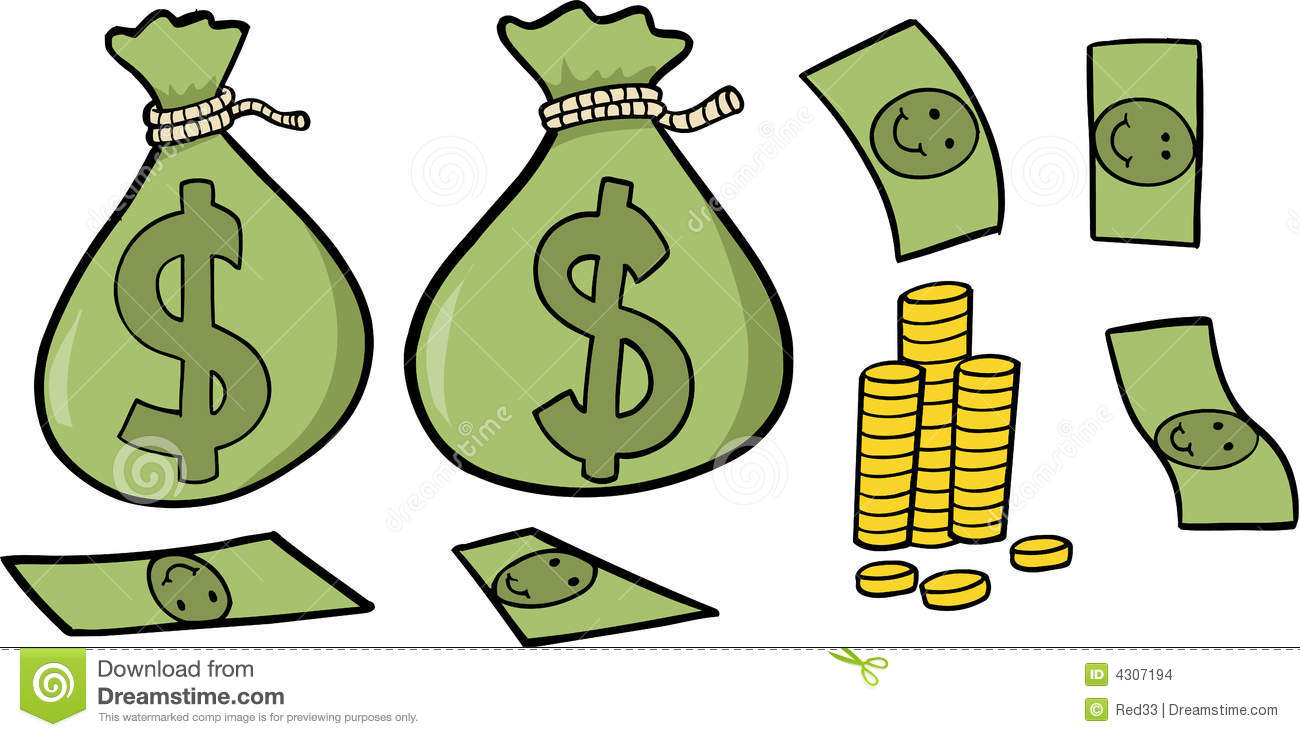 Money Vector Illustration