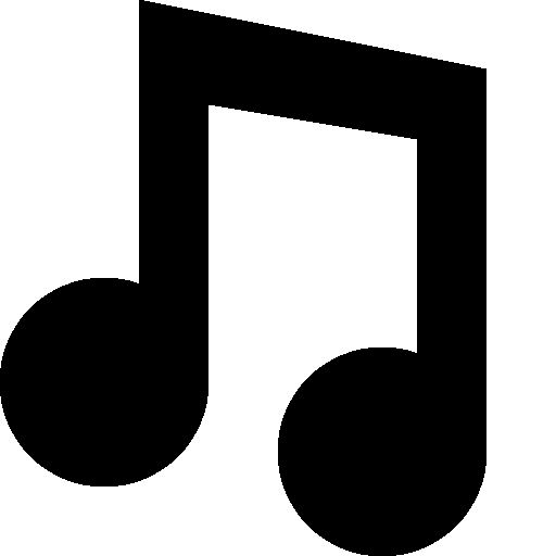 Music Note Icon Free