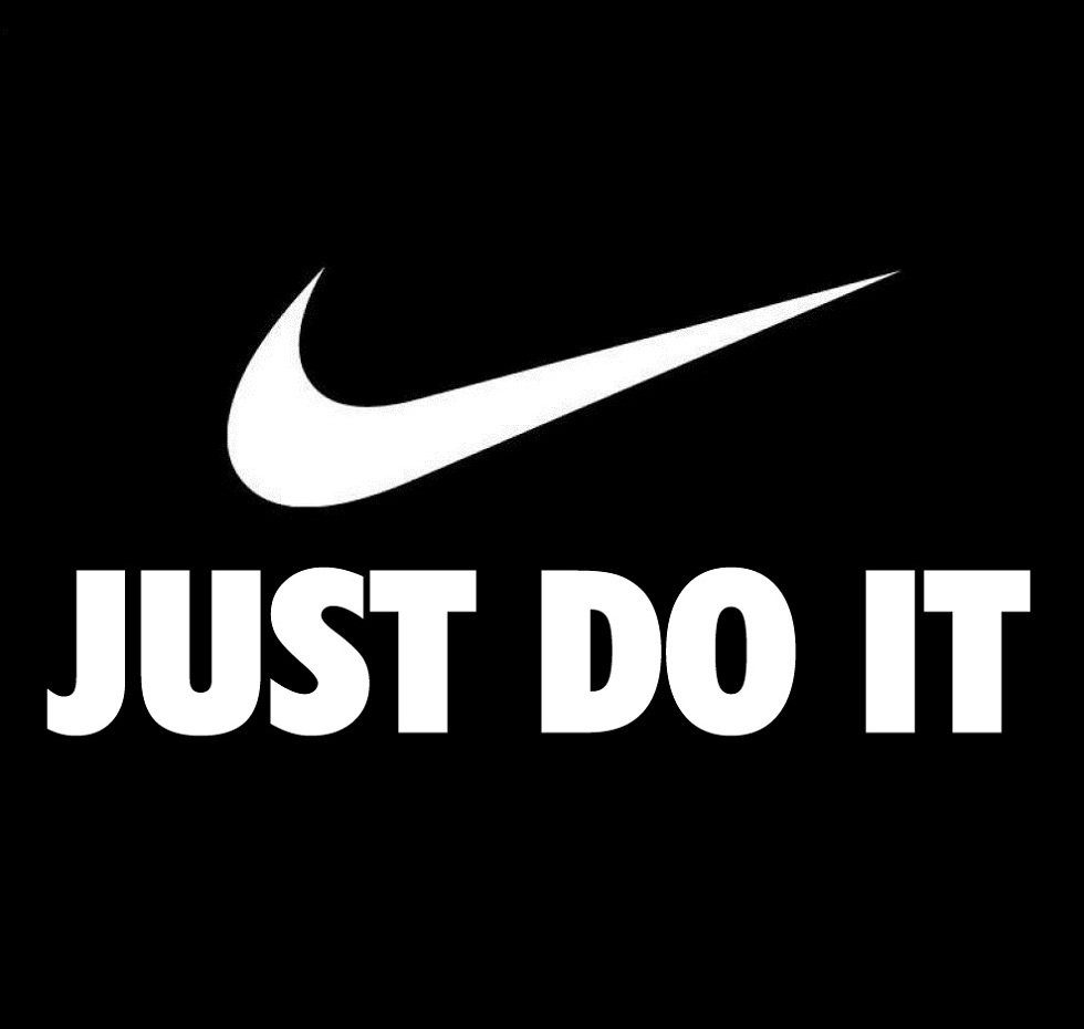 12 Just Do It Logo Font Images - Nike Just Do It, Nike ...