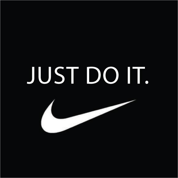 Nike Slogan Just Do It
