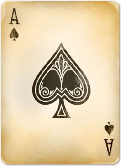 13 Playing Cards PSD Images