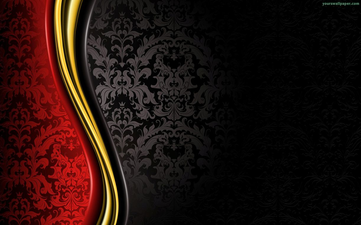 Red and Black Designs