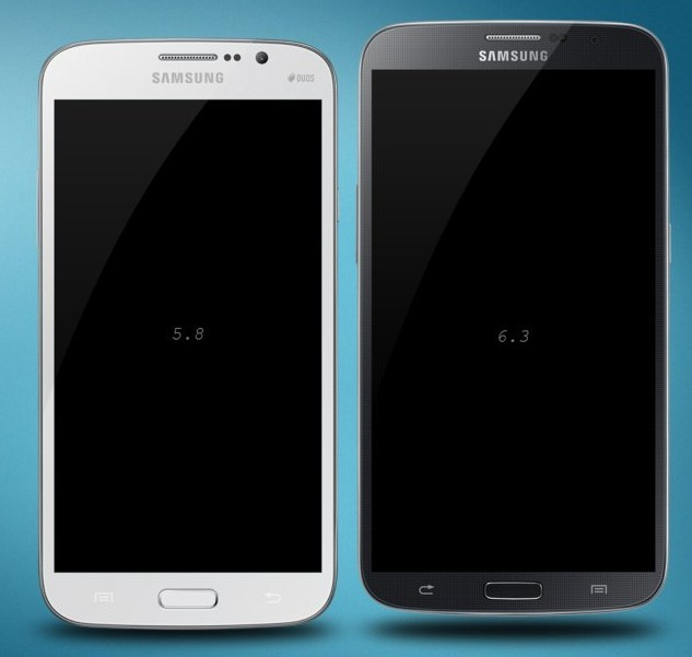 17 Samsung Phone PSD Images