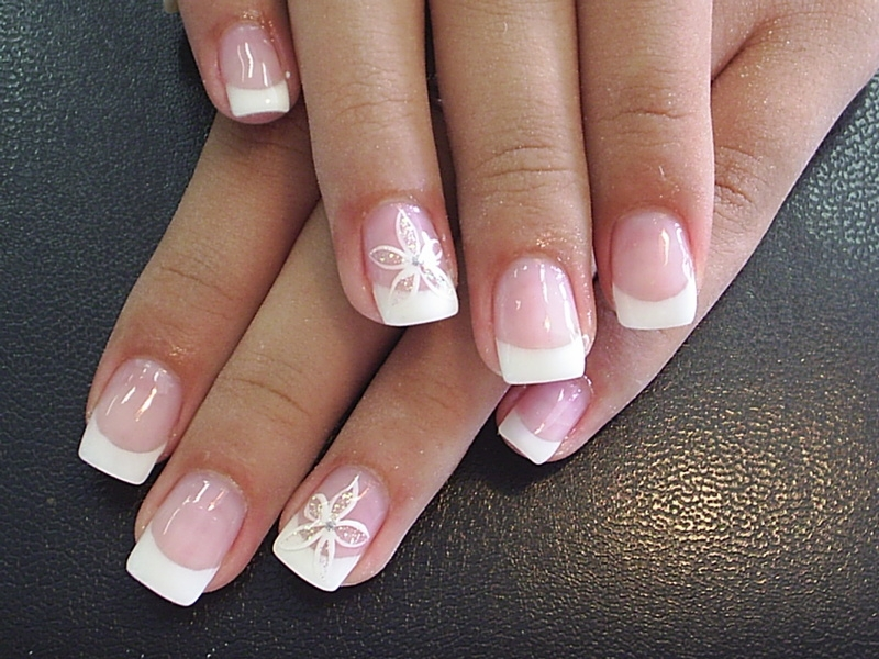 15 Pretty Nail Designs For Acrylic Nails Images Cute