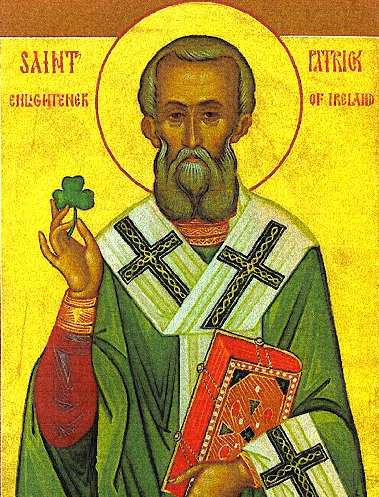 10 Religious Icons Of Saints Images