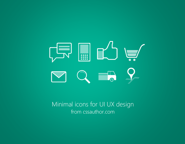 UX Design for Minimal Icons