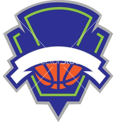 Vector Basketball Logo Design