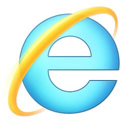 Windows Internet Explorer 10 Desktop Icon