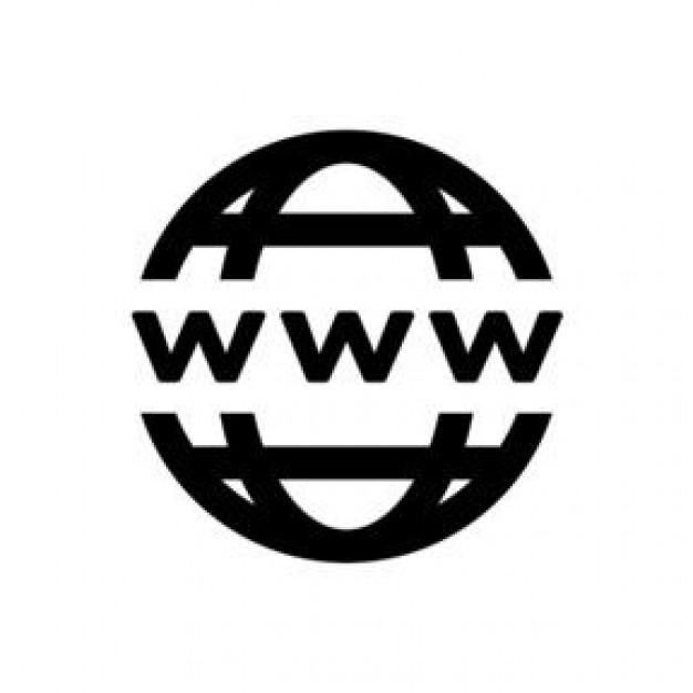 14 World Wide Web Globe Icon Free Images