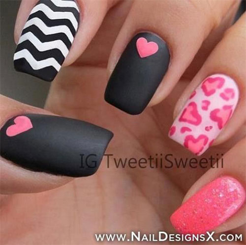 13 Amazing Acrylic Nail Designs Images Acrylic Nail Feather Design
