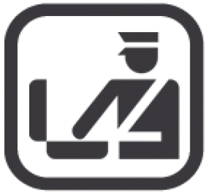 8 Airport Security Icons Images