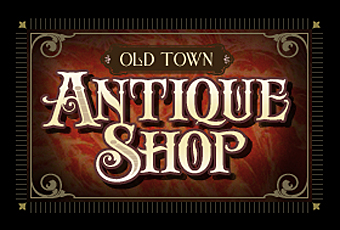Antique Sign Fonts