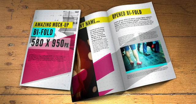 Bi Fold Brochure Templates Free Download