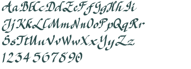 Calligraphy Fonts Free Download