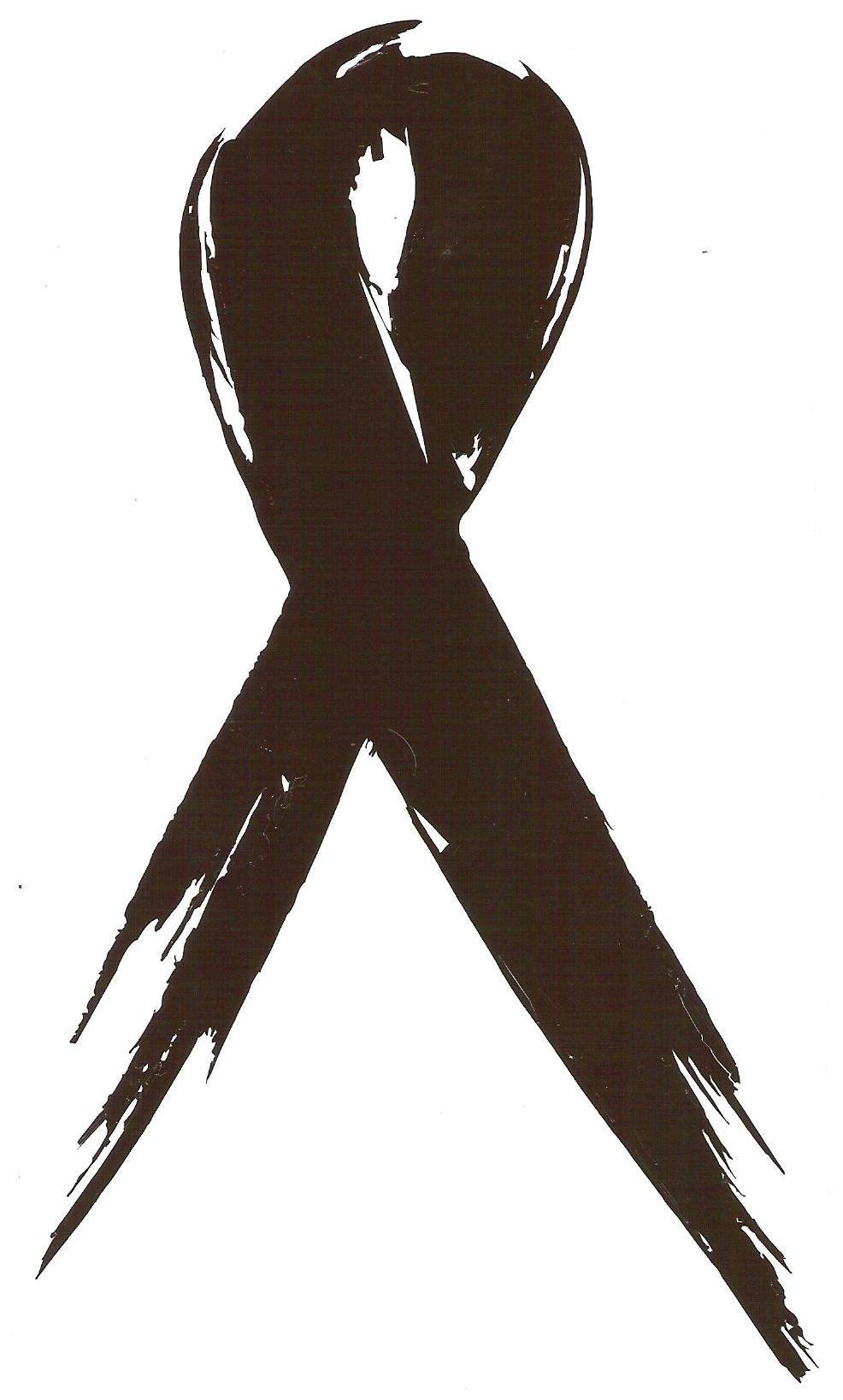13 black awareness ribbon vector images black cancer cancer ribbon vector free cancer ribbon vector file