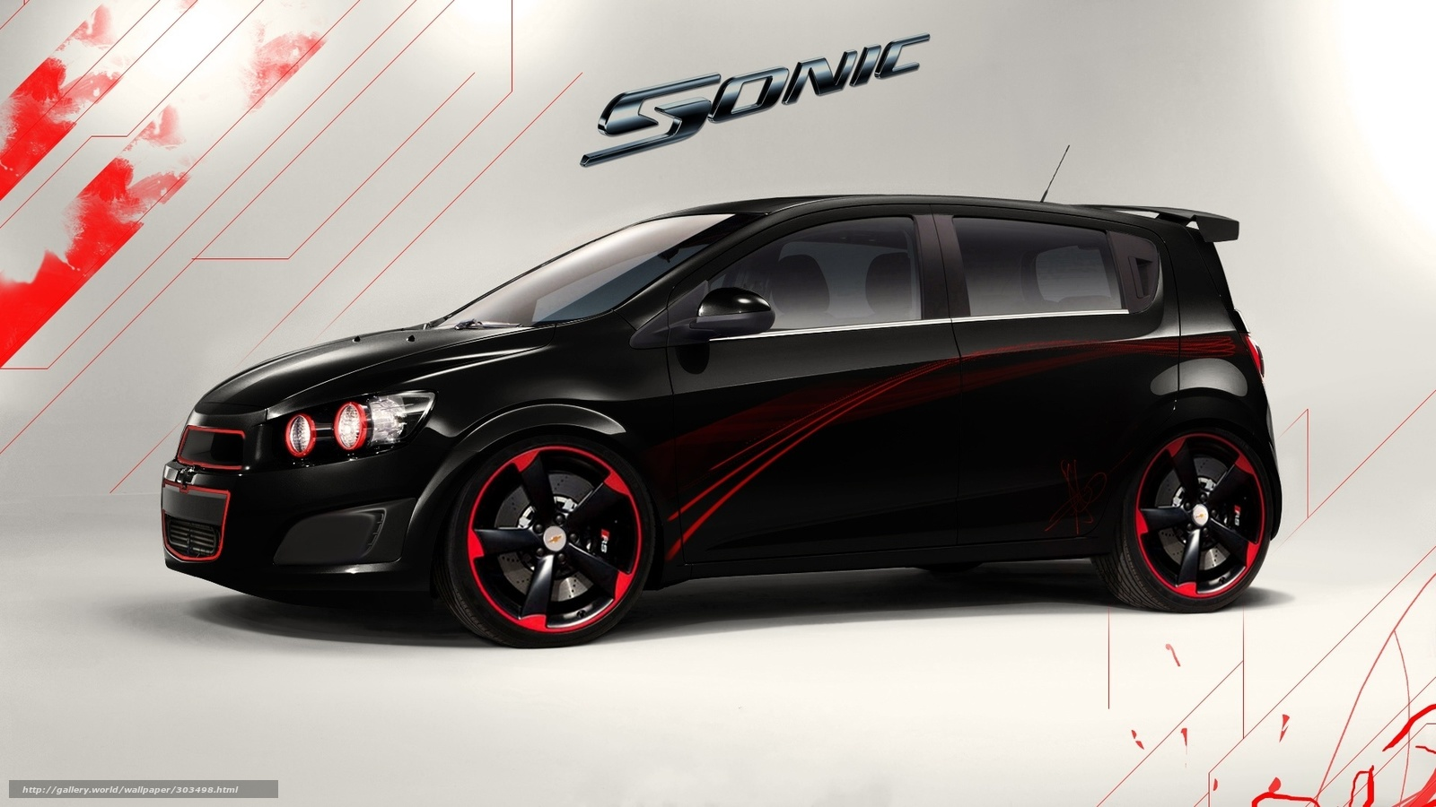 Chevy Sonic Custom >> 11 Chevrolet Vector Car Images - Car Silhouette Vector Free, Car Problem for Chevrolet Sonic and ...