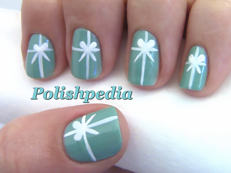 13 Christmas Present Nail Designs Images