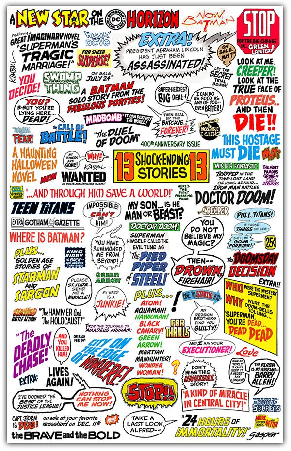 12 Comic Book Bubble Font Images