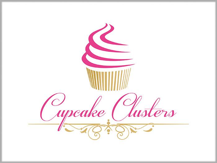 17 Cupcake Logo PSD Images - Free Cupcake Logos, Cupcake ...