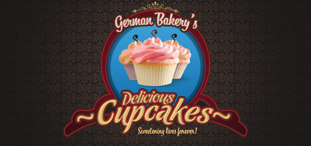 Cupcake PSD Logo